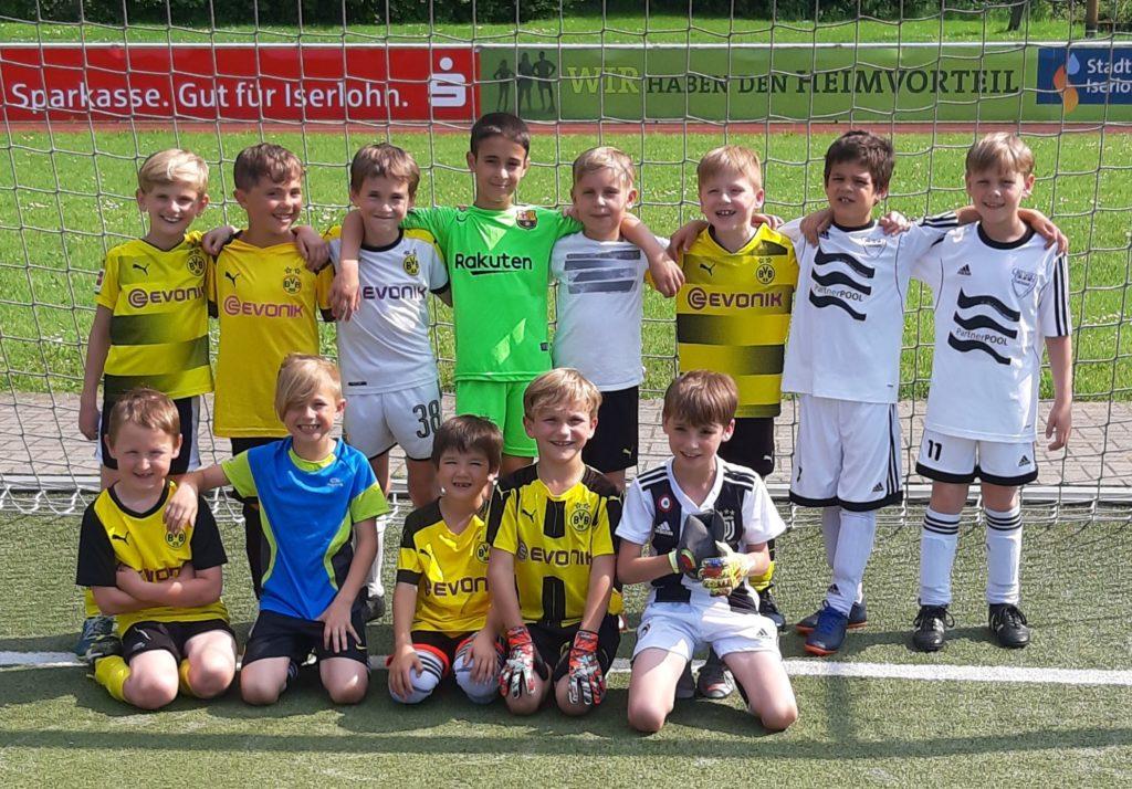 F-Junioren 2018/2019