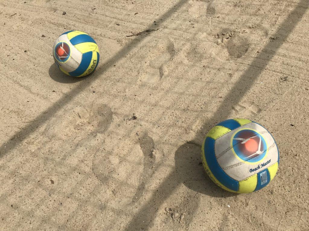 Beachvolleyballbälle